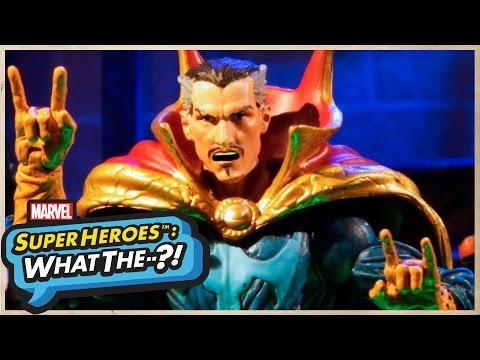 Doctor Strange's Strange Tales  Marvel Super Heroes: What The?!