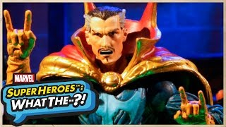 Doctor Strange's Strange Tales - Marvel Super Heroes: What The--?!