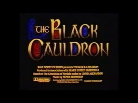 The Black Cauldron (1985) -  Trailer