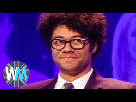 Top 10 Richard Ayoade Moments