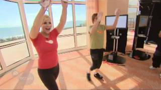 Alison Sweeney Gets Fit with a New Wii Fitness Game—EA Active