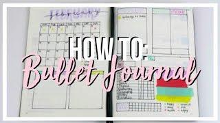 Video How To: Bullet Journal | Bo download MP3, 3GP, MP4, WEBM, AVI, FLV September 2018