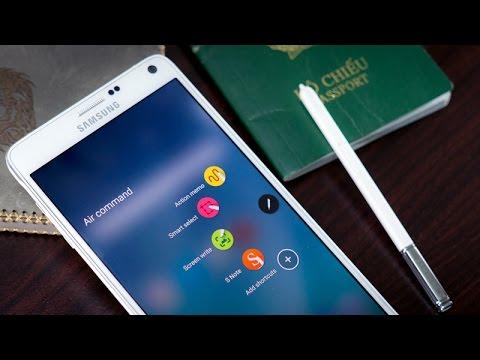 Tinhte.vn - Mang tính năng của Note 5 lên Note 4