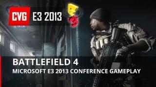 Battlefield 4 Gameplay Demo - E3 2013
