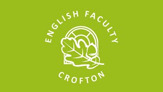 English Faculty at Crofton School