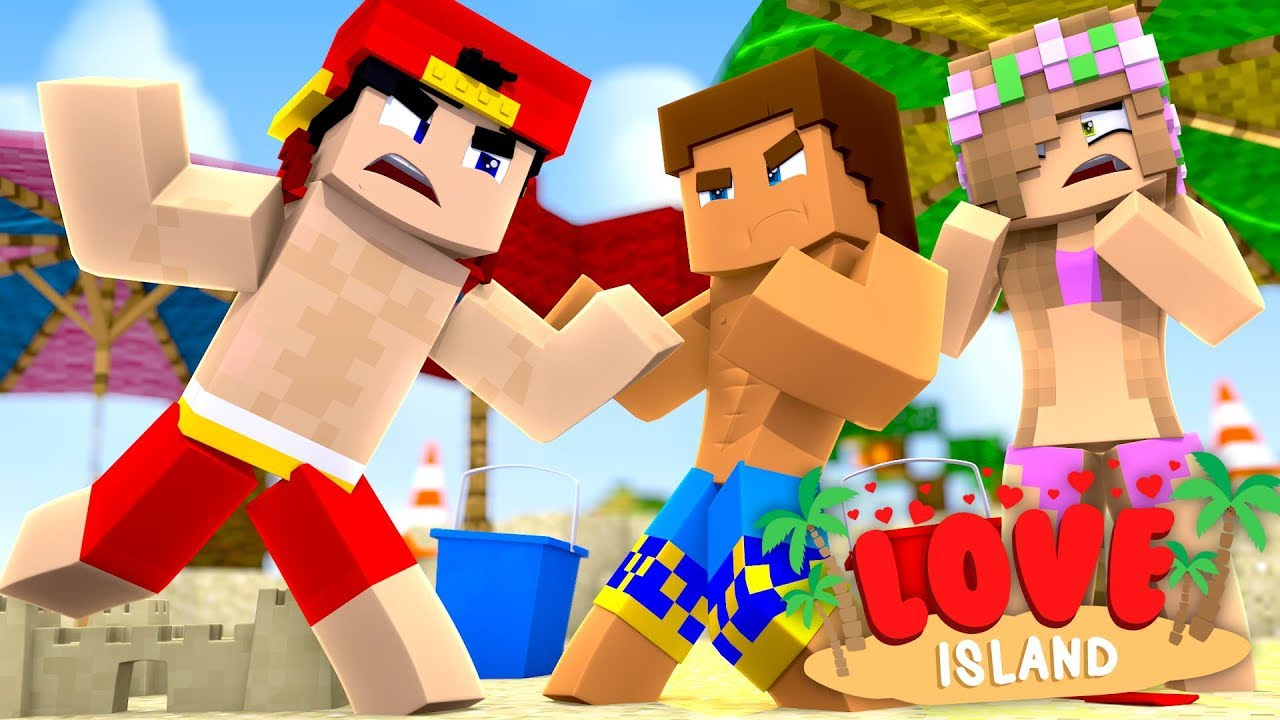 Download Minecraft LOVE ISLAND - ROPO HAS A FIGHT WITH DONNY OVER LITTLE KELLY!!!