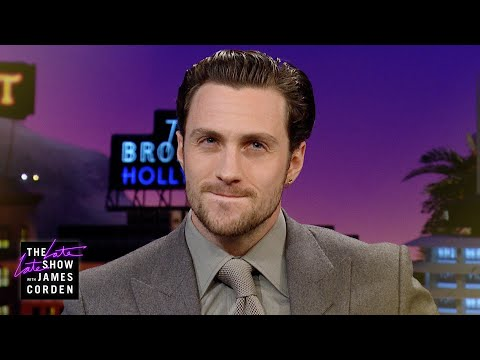 Aaron TaylorJohnson Owns All the Power Tools