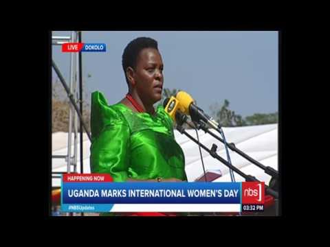 Uganda Celebrates Women's Day