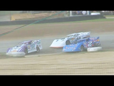 Late Model 4th Heat 6-17-17 Oakshade Raceway
