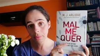 OPINIÃO   Mal me quer (M. J. Arlidge) #septemberthrills