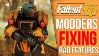 Modders are Fixing Some of Fallout 76's Most Frustrating Features
