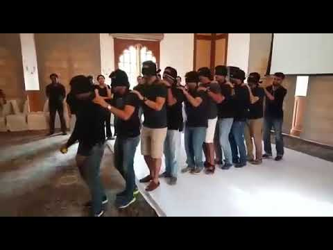 Snake Team Building Activity - All Rise Event Management