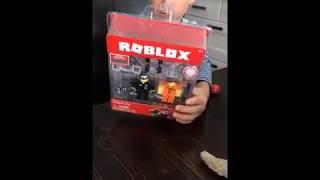 Unboxing Roblox Toys Part 2 : Prison Life
