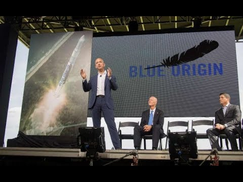 Who's winning battle of space race billionaires?