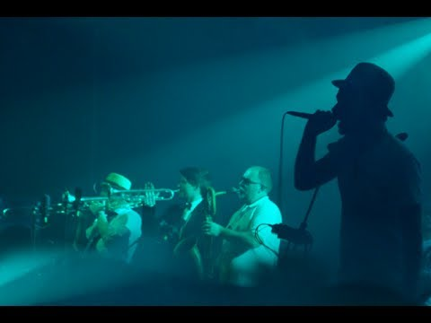 Fat Freddy's Drop Live in Italy  2013 (HD) ☮