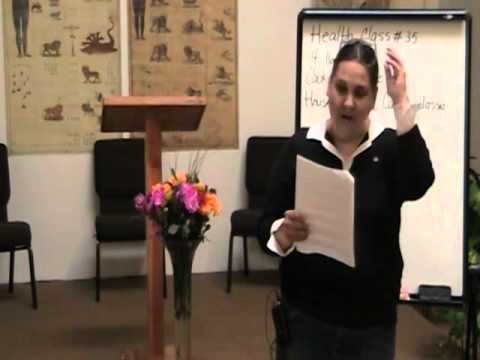 Medical Missionary Training 35 (Cooking Schools and House to House Cooking Classes)