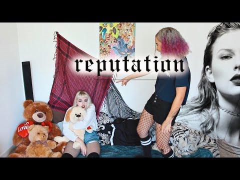 Taylor Swift REPUTATION Album   Reaction Video!