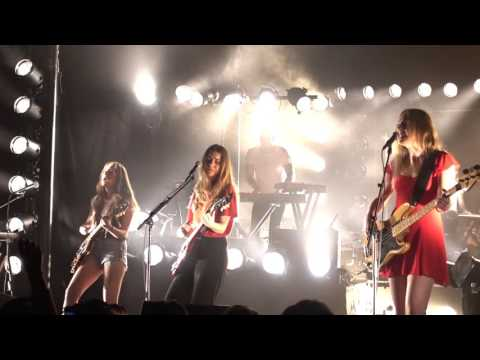 HAIM - Nothing's Wrong LIVE HD (2016) Orange County The Observatory