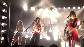 haim nothings wrong live hd 2016 orange county the observatory