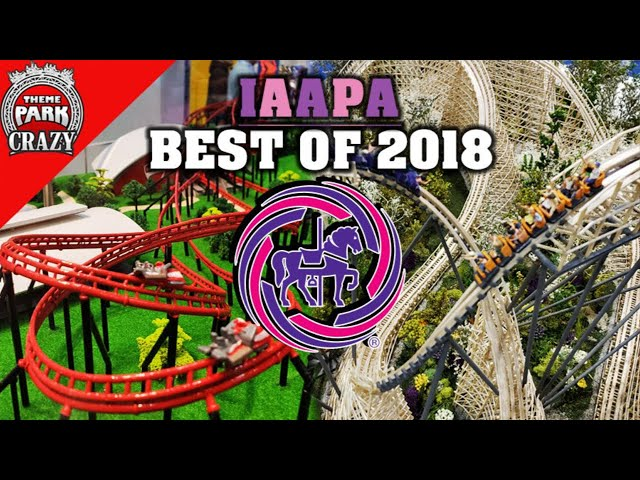 Best NEW Rides of IAAPA 2018 Expo - HIGHLIGHTS