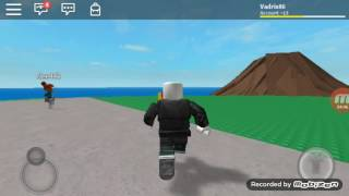 First video about Roblox