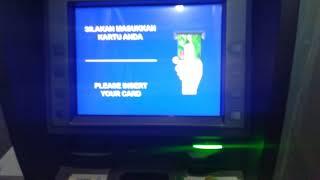 CARA Pembayaran premi CAR melalui ATM BRI..