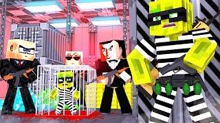 EINBRUCH bei DER MAFIA?! - Minecraft ALLTAG