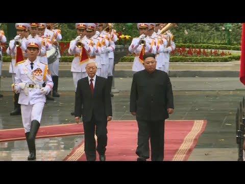 金正恩與越南國家主席阮富仲開峰會 20190301公視晚間新聞