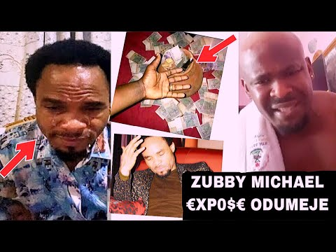 Breaking News! Prophet Odumeje Caught With CHARMS In Church | Zubby Michael Is Implicated