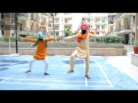 Bhangra on Att Karvati Song | Anmol Gagan Maan ft Bling Singh MixSingh | Bhangra Most Wanted 2018