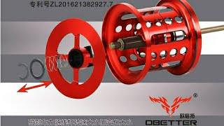 OBETTER FLYGREAT FG50 новая ультралайтовая бомба от китайцев