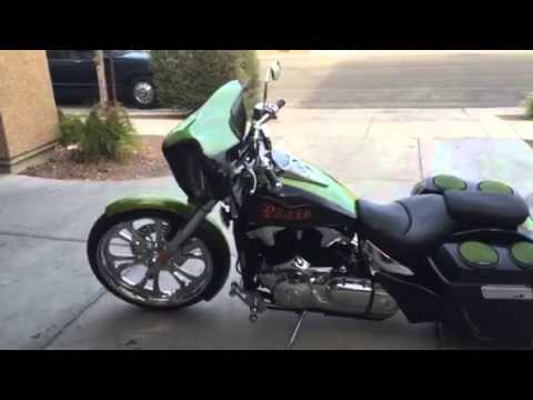 2003 Honda VTX 1300 - YouTube