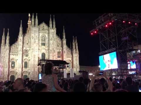 Intercambio Nantes 2017 (Vacaciones Milano)(Concierto Radio Italiana I)