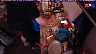 Gotujemy Golonke i Ciapkapuste z okazji BARBÓRKI - Gotowanie na żywo / 04.12.2018 (#5)