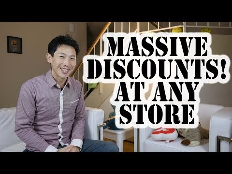 How to Buy Anything Online with Massive Discounts