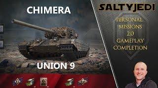 World Of Tanks II Chimera Replays II Union 9