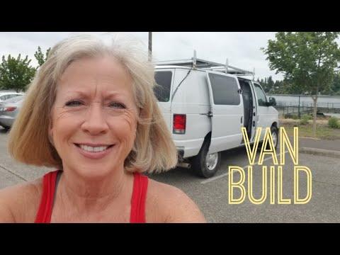 Tour of my van build - Лучшие приколы  Самое прикольное
