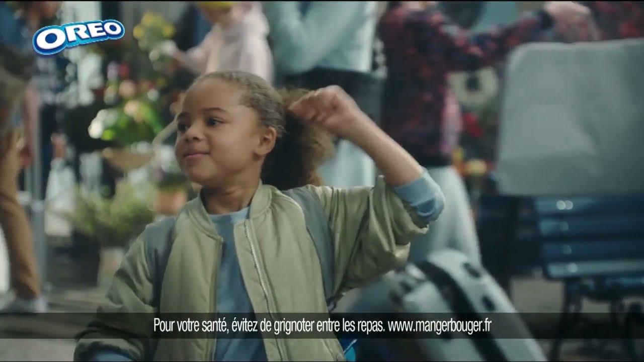 """Musique de la pub Oreo Original – danse à la gare """"stay playful""""  Juillet 2021"""