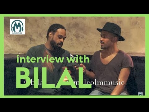 Bilal talks about #BLACKLIVESMATTER, Islam, Beyoncé, Zoe Saldana, Jazmine Sullivan  MalcolmMusic