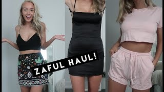 ASMR Zaful Back To School Haul 2017 | GwenGwiz