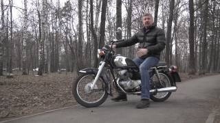 рассказ Honda CD 125 Benly