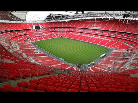 WEMBLEY STADIUM TOUR, SEPTEMBER 2015