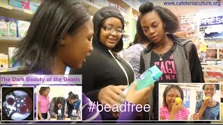The Dark Beauty of the Beads - #beadfree