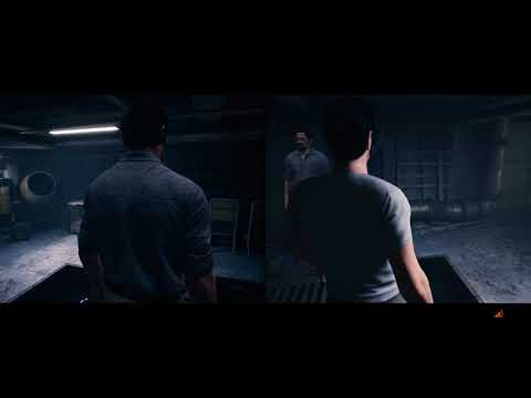 Gaming Cat abandon me   A Way Out #3