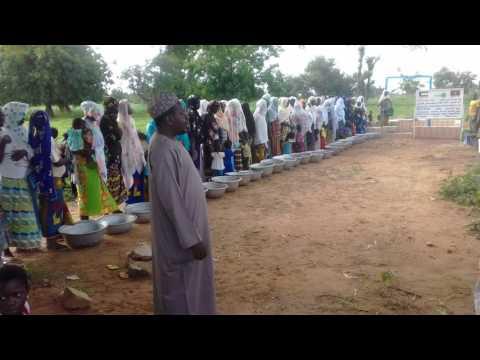 Les puits de gra..diametre par aid direct  de kowet