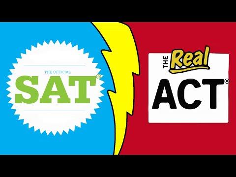 SAT Vs. ACT: Myth or Fact