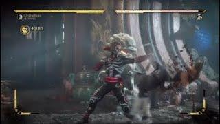 Mortal Kombat 11 Liu Kang Kombo Concepts Into Restand! Stage Specific!
