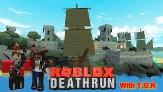ROBLOX Deathrun With TheGlitchRager