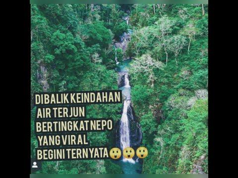 nepo-waterfall-//-air-terjun-bertingkat-empat-diantara-dua-tebing