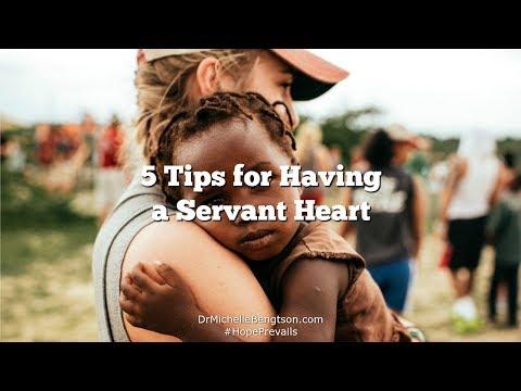 5 Tips for Having a Servant Heart